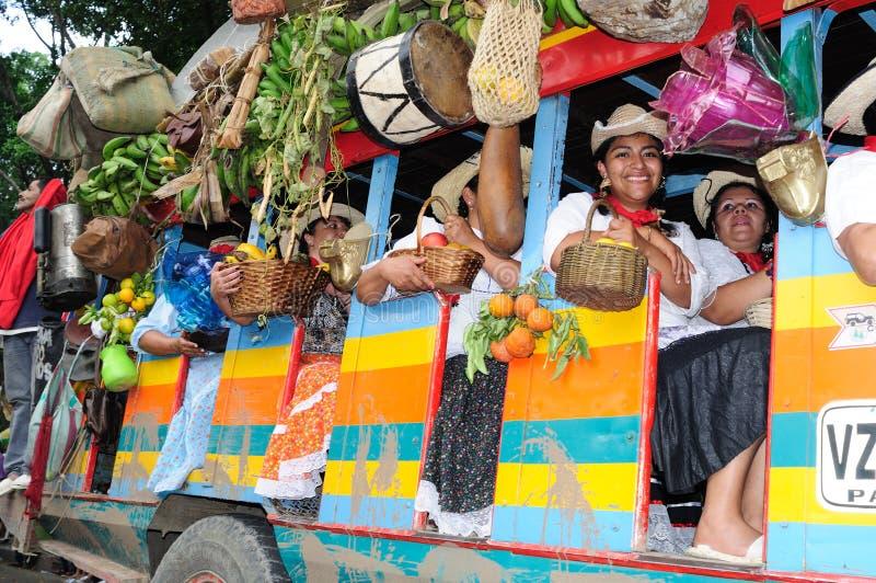 Neiva - la Colombie photo stock