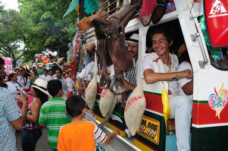 Neiva - la Colombie photos stock