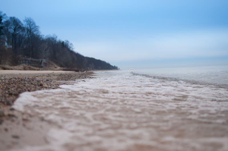 Nel Michigan immagini stock libere da diritti