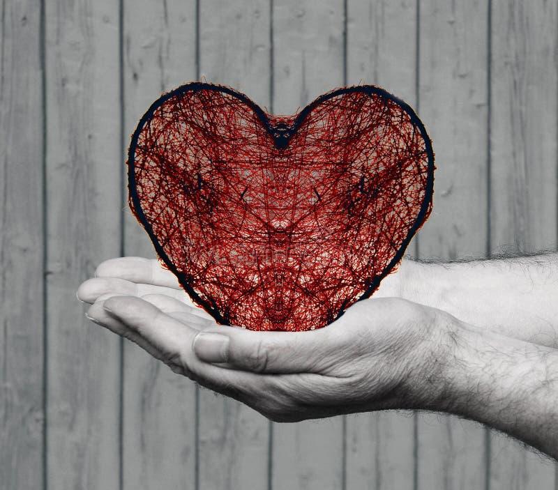 Nell'amore immagine stock libera da diritti