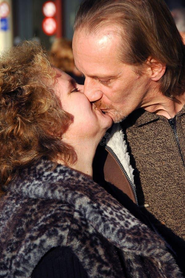 Nell'amore. immagine stock libera da diritti