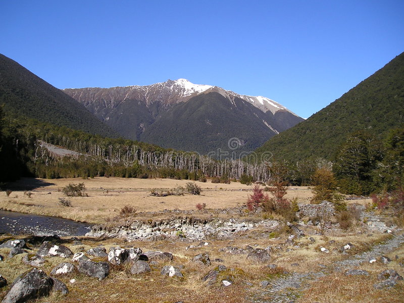 Nelson湖国家公园 库存图片