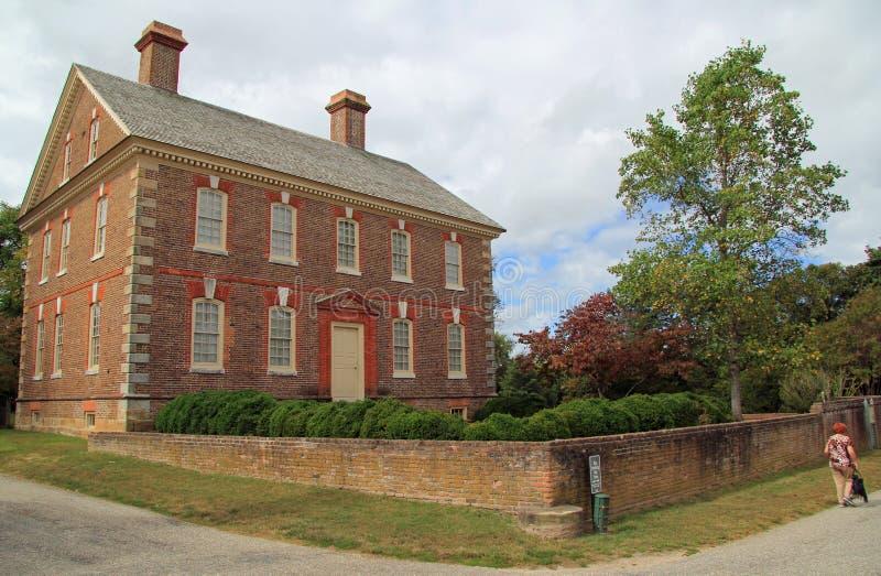 Nelson dom zdjęcia royalty free