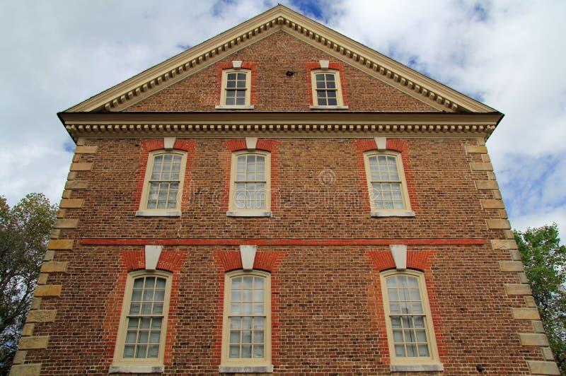 Nelson House imagem de stock royalty free