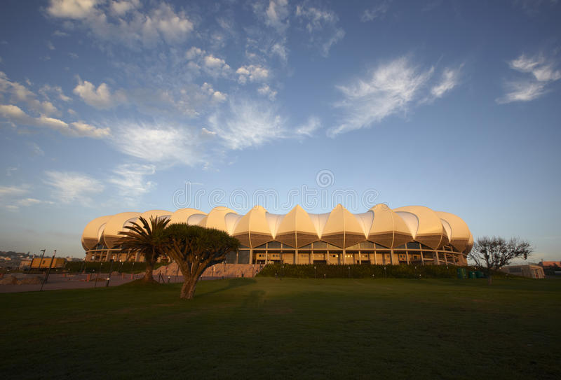 Nelson Mandela Bay Stadium royalty free stock photos