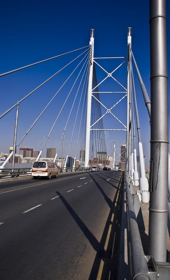 Download Nelson Mandela Bridge Royalty Free Stock Photo - Image: 11392965