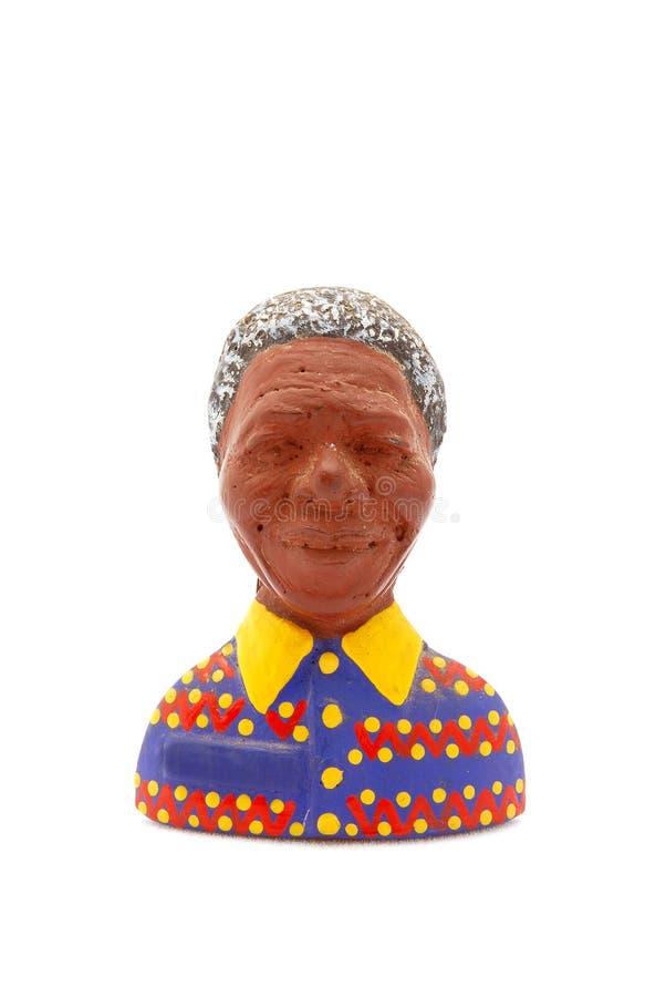 Nelson- Mandelakühlraummagnet stockbilder