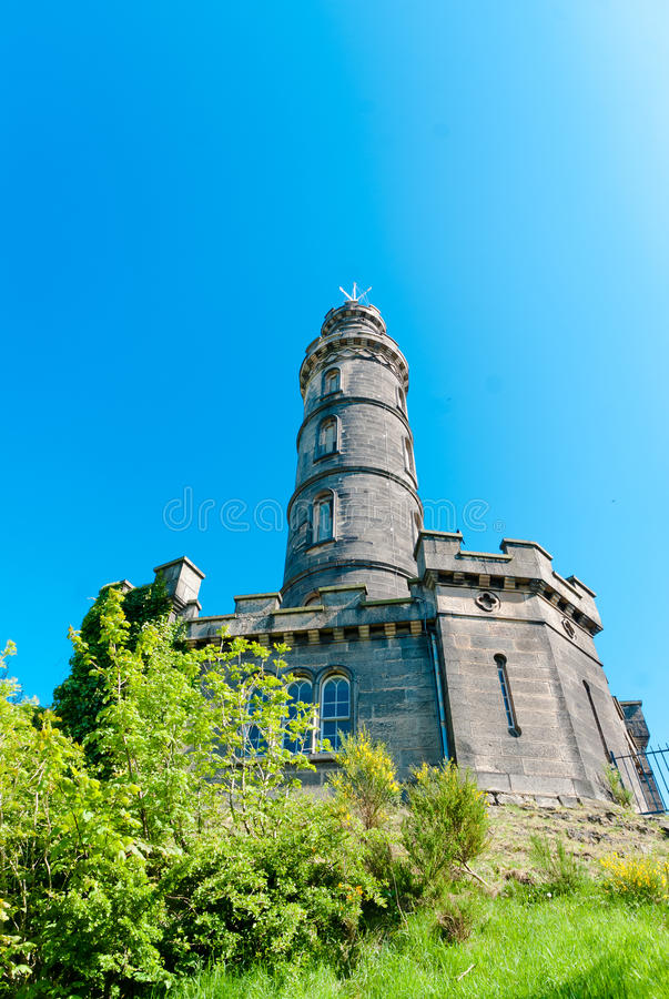 Download Nelson Monument In Edinburgh Stock Photography - Image: 33444792