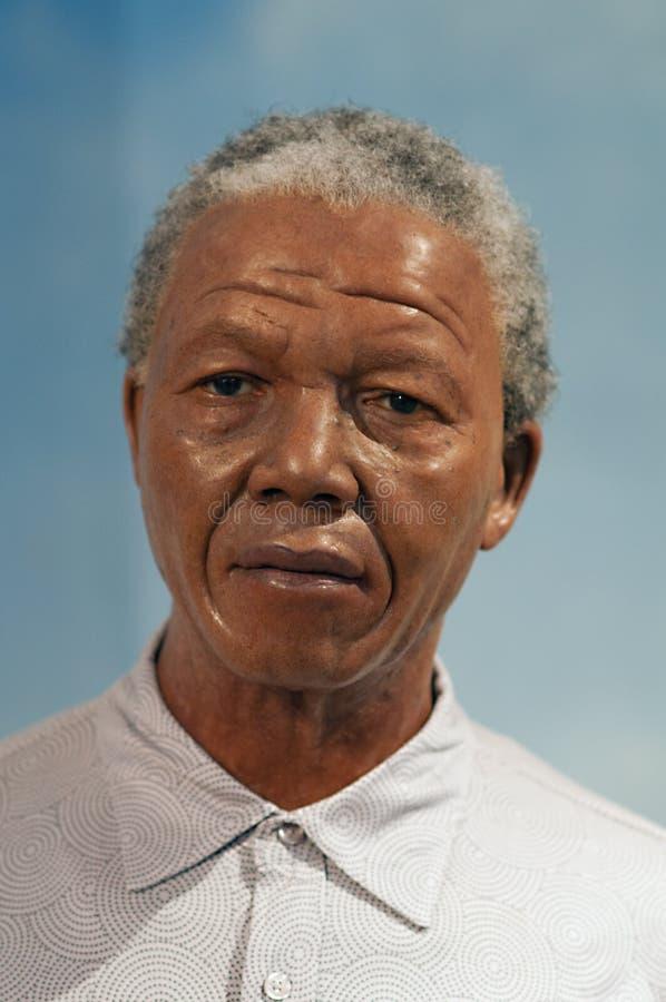 Nelson Rolihlahla Mandela imágenes de archivo libres de regalías