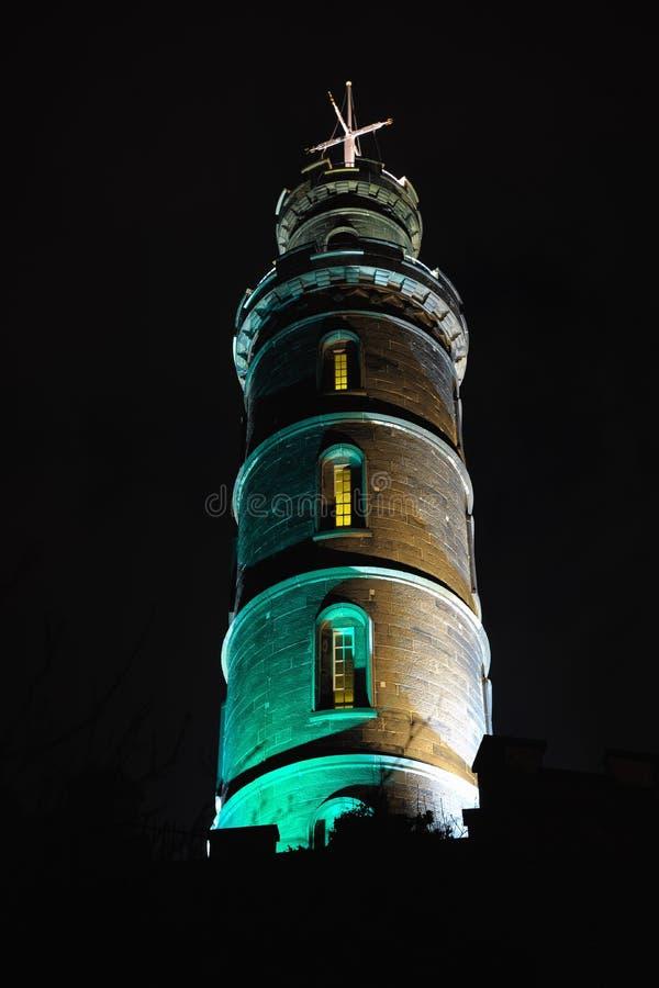 Download Nelson's Monument,Calton Hill,Edinburgh,Scotland Stock Photo - Image: 12751116