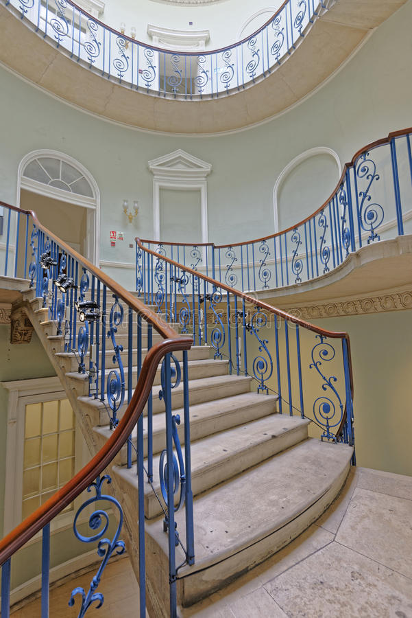 ornate stairs stock images