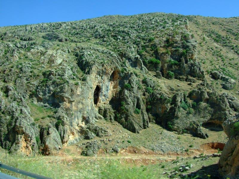 Nemrut Mountain66 imagen de archivo libre de regalías