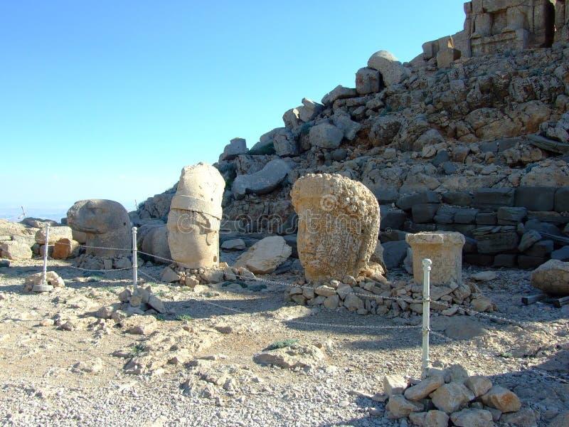 Nemrut Mountain92 foto de archivo
