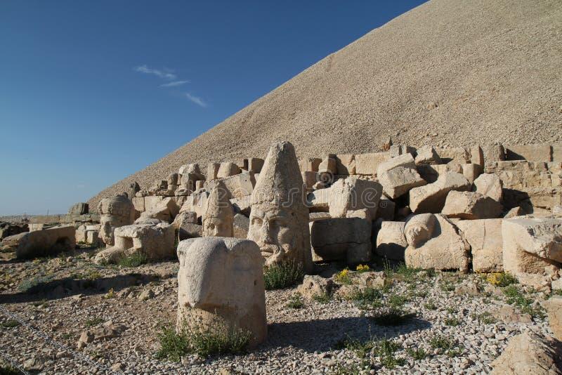 Nemrut mountain treasure royalty free stock image