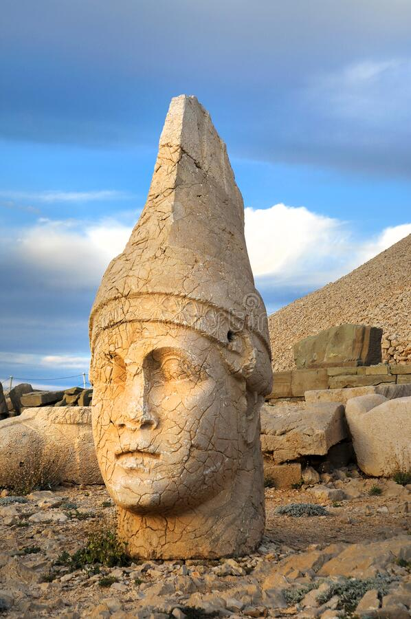 Free Nemrut  Or Nemrud Dagi In East Anatolia Royalty Free Stock Photo - 181989075