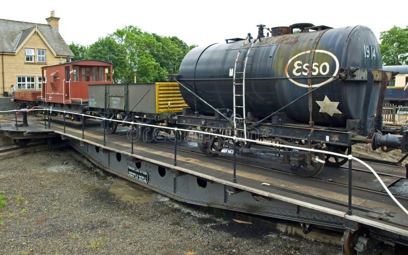 Nene Valley Railway photo libre de droits