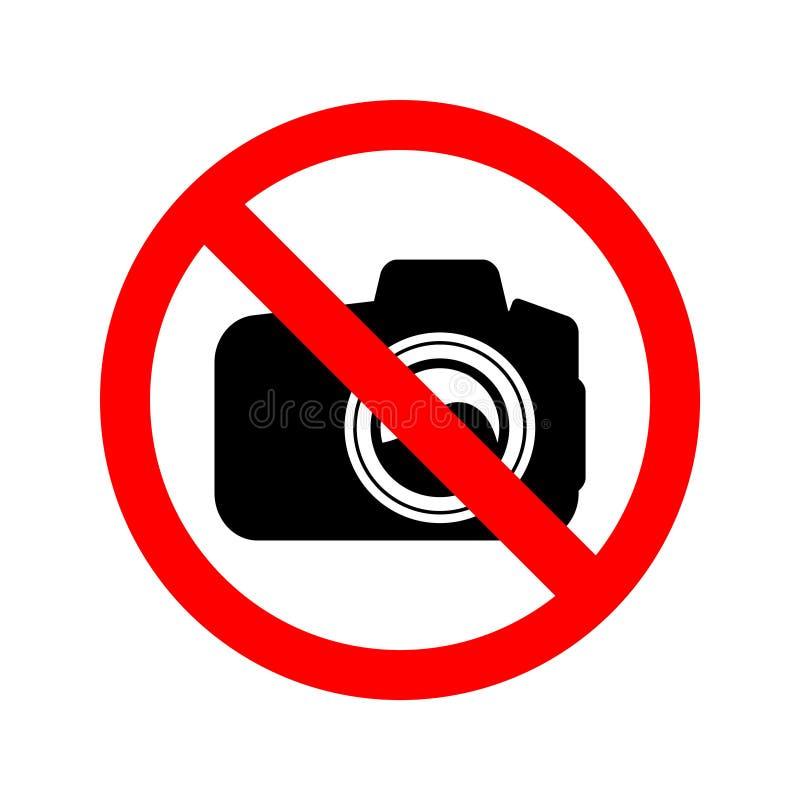 Nenhum sinal da fotografia fotos de stock royalty free