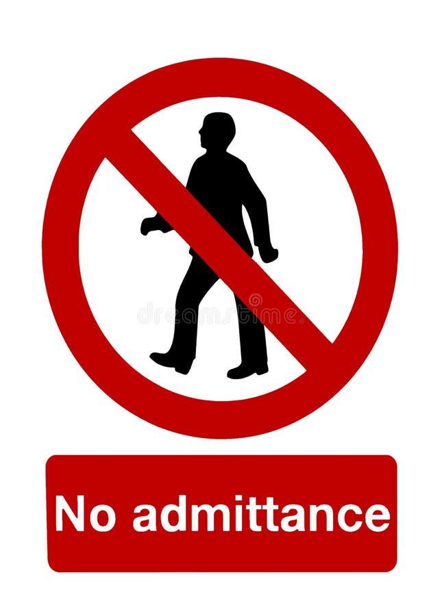 Nenhuma admissão