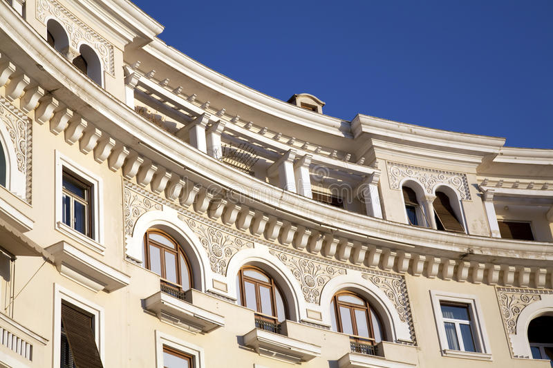 Download Neo Classical building stock image. Image of apartment - 12656519