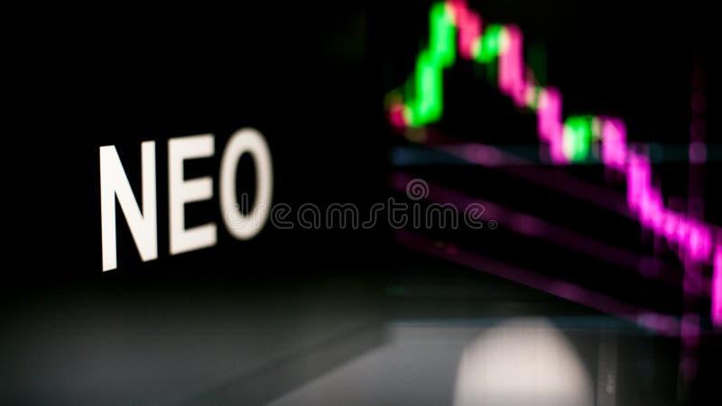 neo cryptocurrency stock price