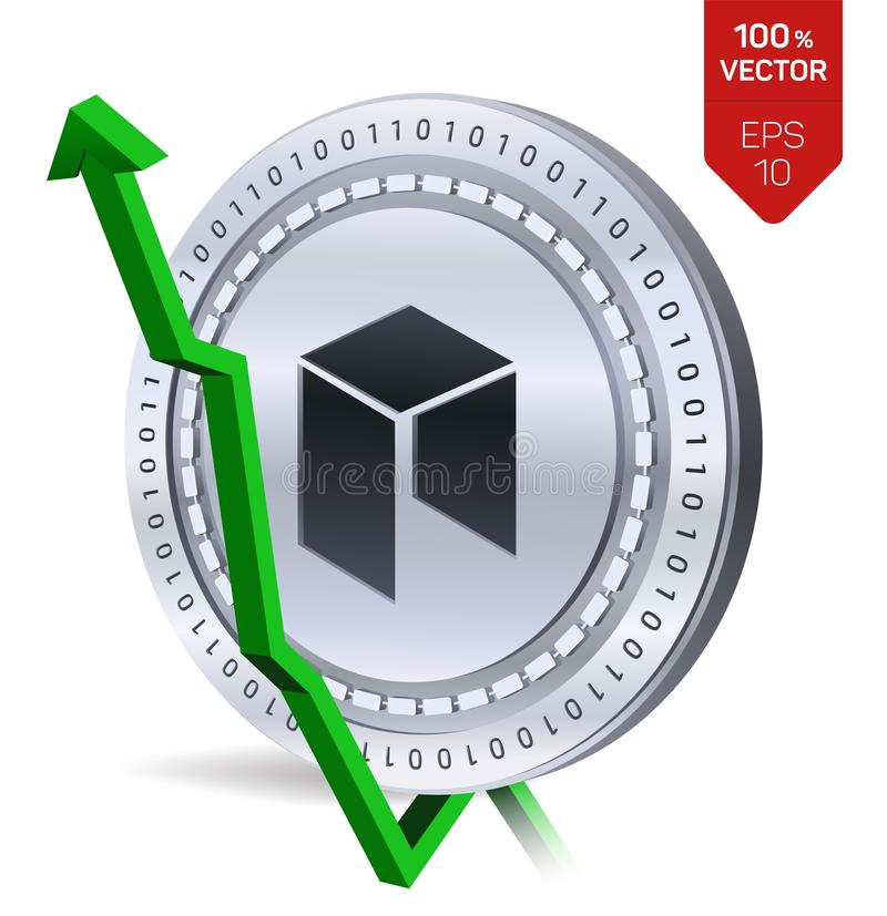 Neo Growth Green Arrow Up Neo Index Rating Go Up On Exchange