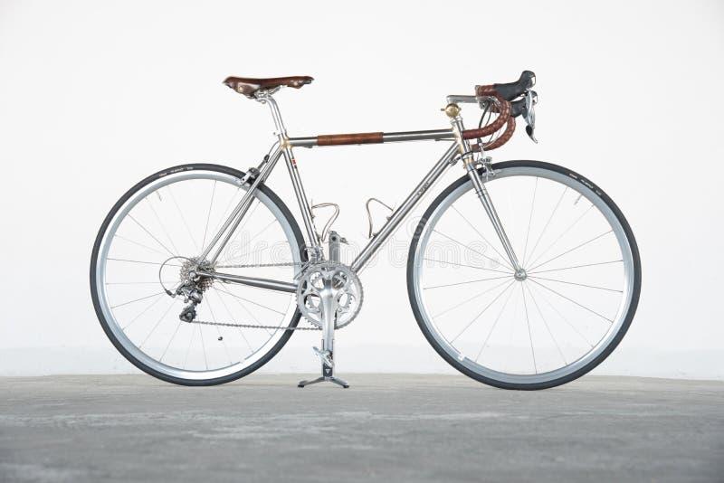 Neo uitstekende fiets royalty-vrije stock fotografie