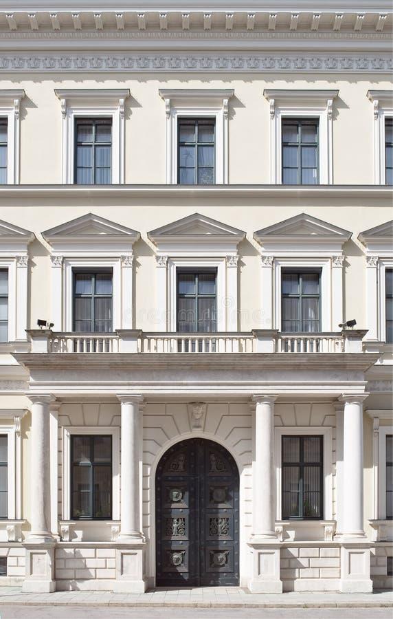 neoclassical stil royaltyfri fotografi