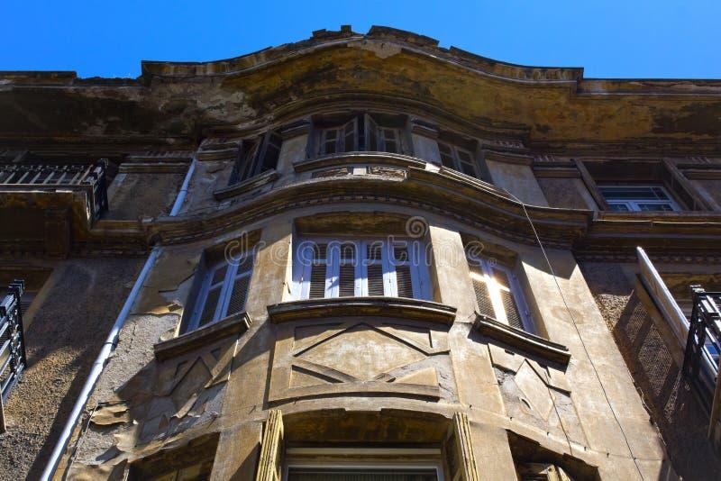 Neoklasyczny budynek zdjęcia royalty free