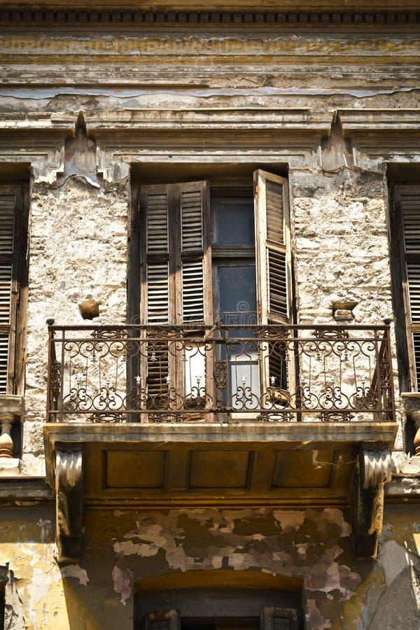 Neoklasyczny budynek fotografia royalty free