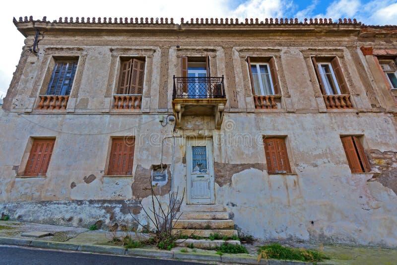 Neoklasyczny budynek zdjęcie royalty free