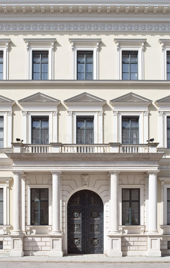 neoklasyczny styl fotografia royalty free