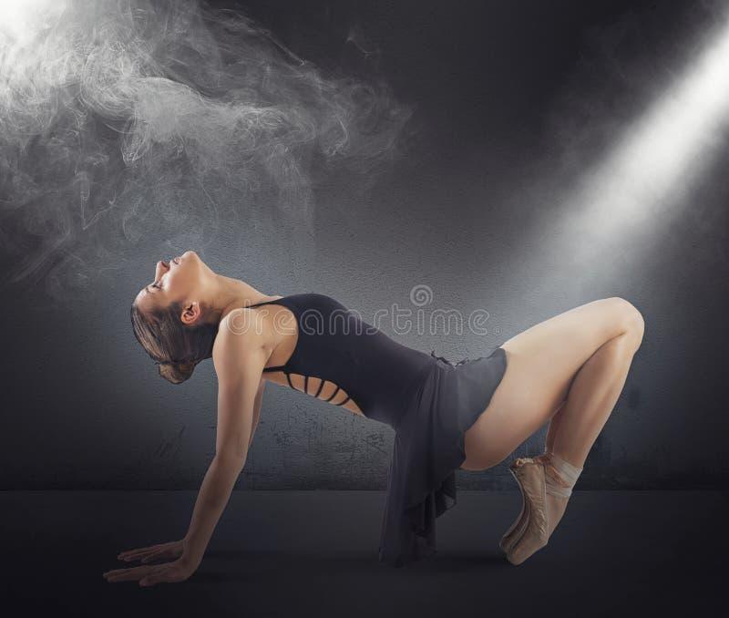 Neoklasyczny tancerz zdjęcia royalty free