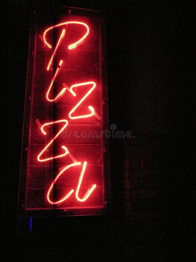 neon royaltyfri bild