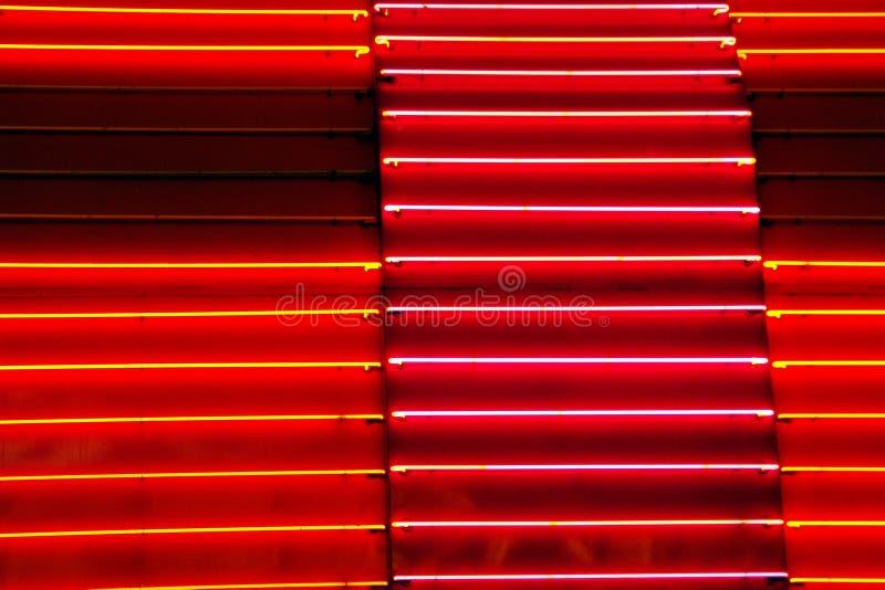 neon royaltyfria foton