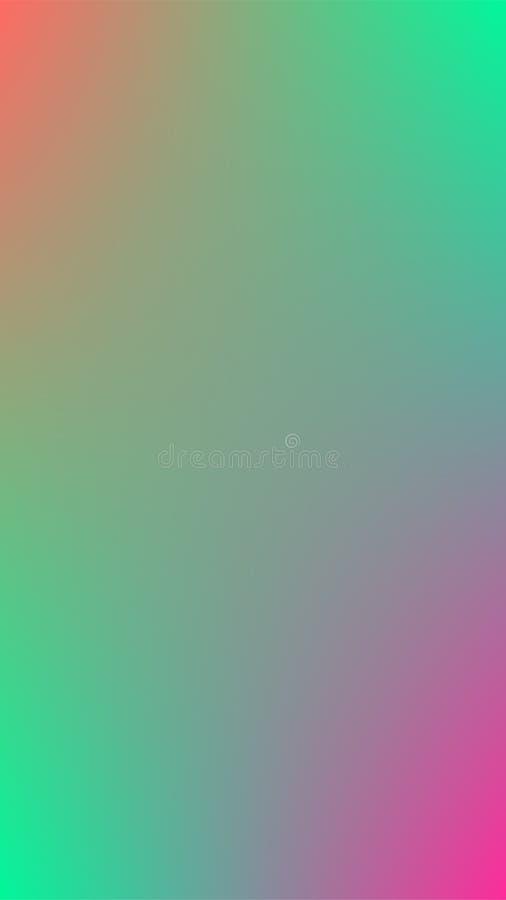 Neon-instagram Schablonen für Geschichten vektor abbildung