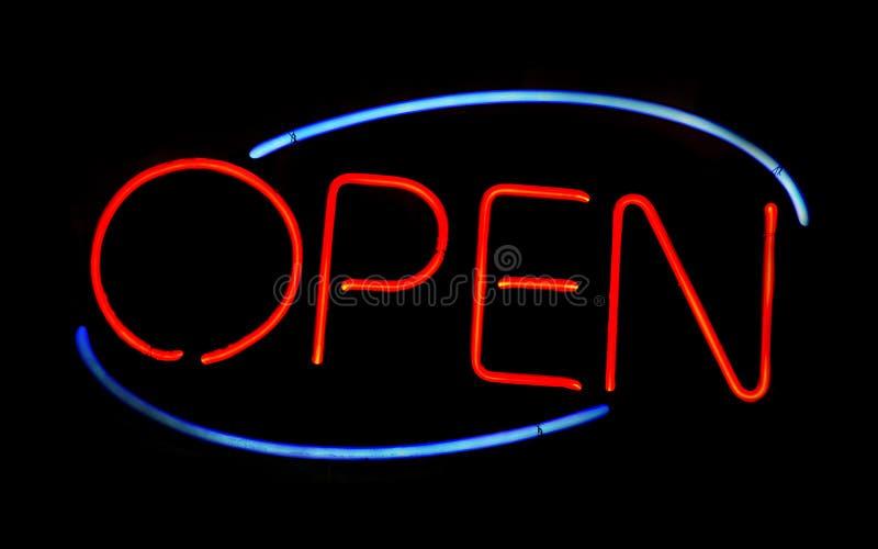 Neon Sign stock photos