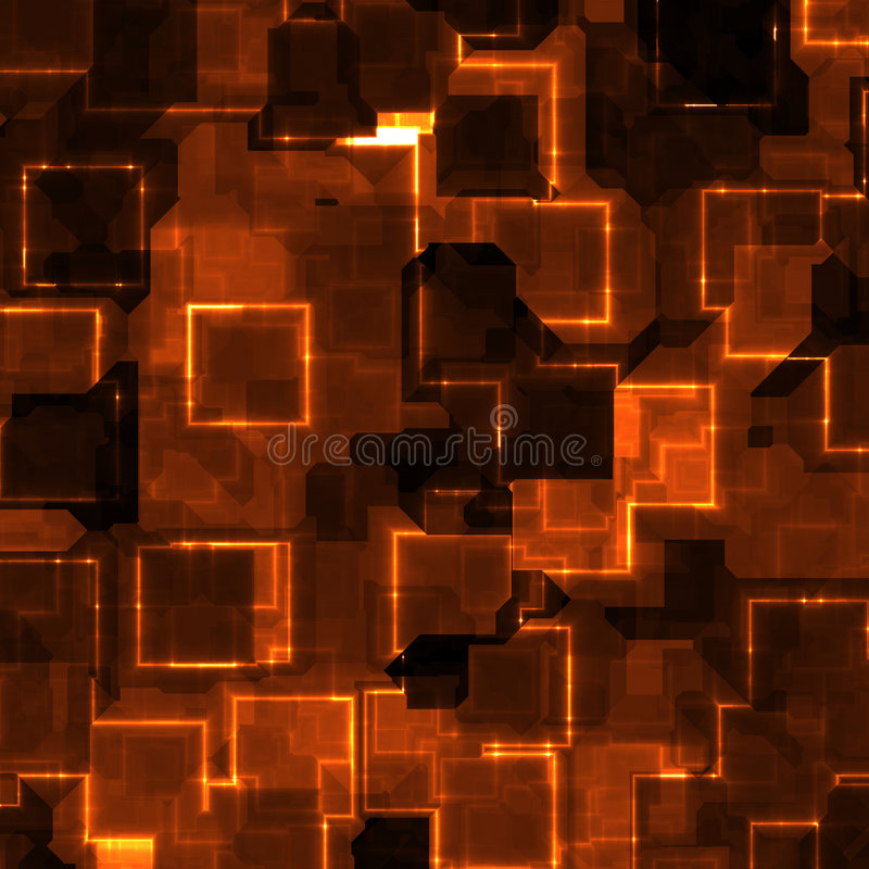 Neon tile background royalty free illustration