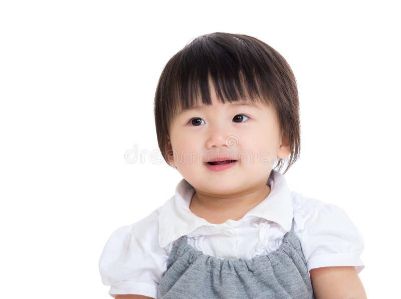 Neonata dell'Asia immagini stock