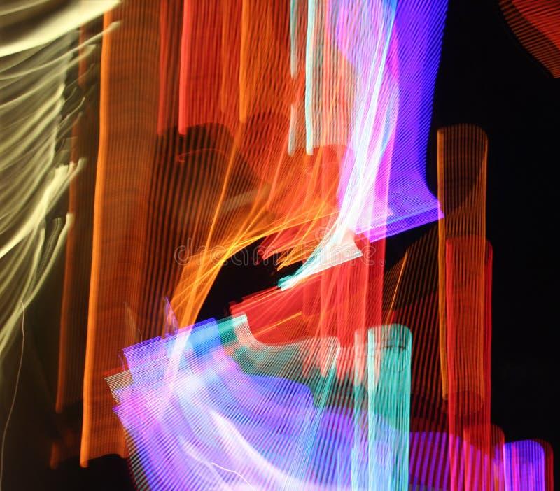 Download Neongestänge stockfoto. Bild von muster, blinken, streifen - 859538