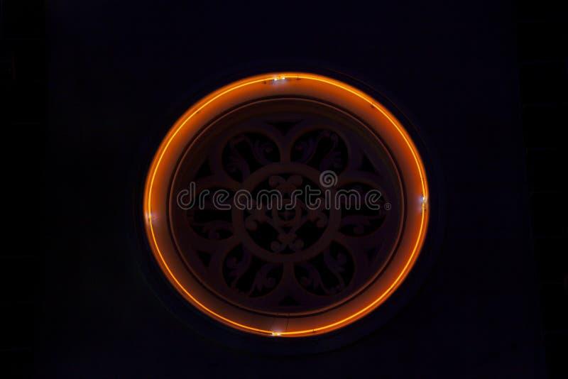 Neonowy światło zdjęcie stock