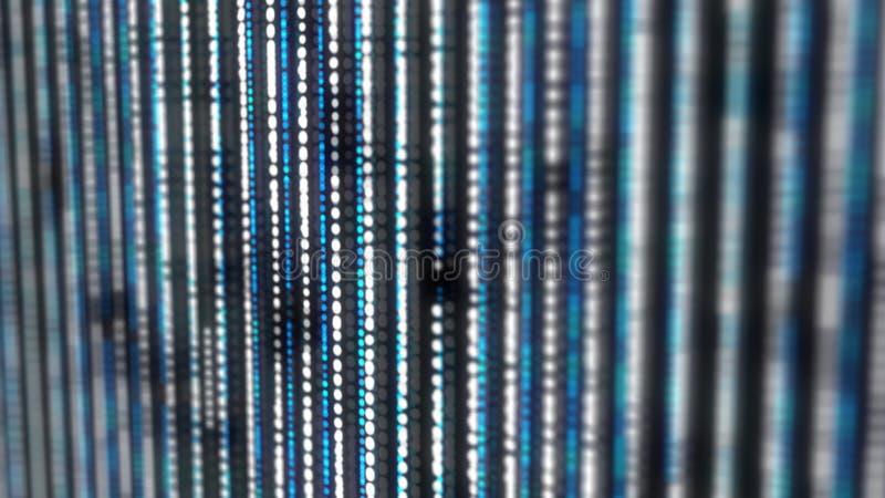 Neonowy Deseniowy Błyszczący łuny światło, Nowożytny skutek ilustracji