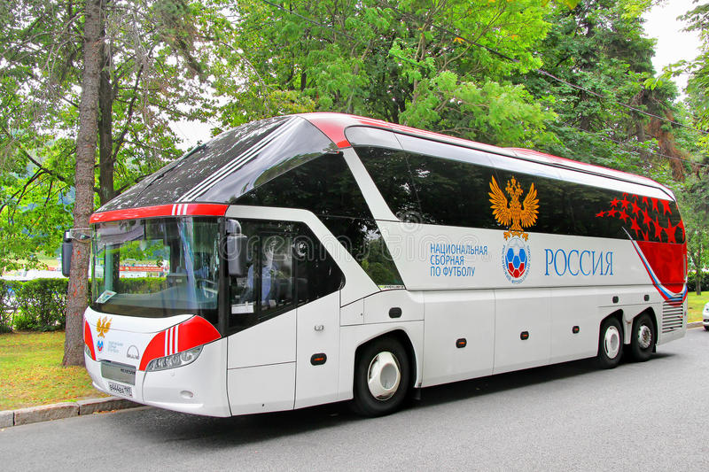 Download Neoplan N5217/3SHD Starliner Redactionele Stock Afbeelding - Afbeelding bestaande uit outdoors, auto: 39106004