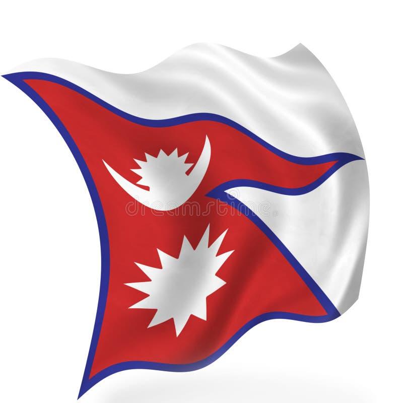 Nepal ilustracji