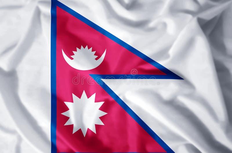 Nepal ilustracja wektor