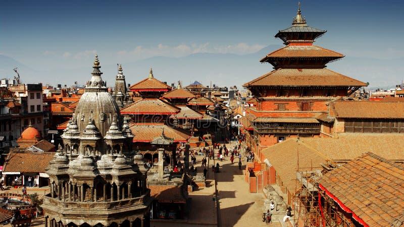 nepal royaltyfri bild