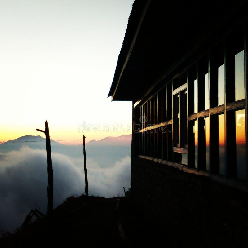 Nepal zdjęcie stock