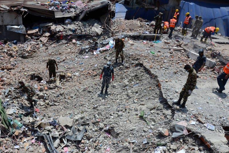 NEPAL-EATHQUAKE-DEATH images libres de droits