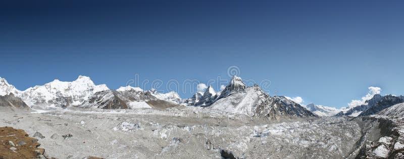Nepal himalajów zdjęcie royalty free