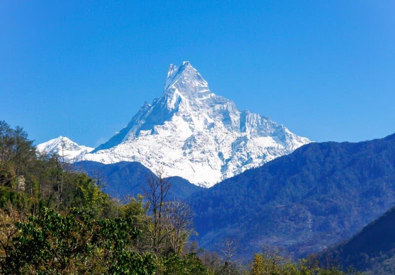 Nepal himalaje zdjęcia stock