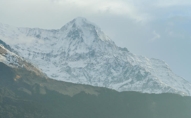 Nepal himalaje zdjęcie stock